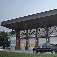 Portage Fire Paramedic Station #11