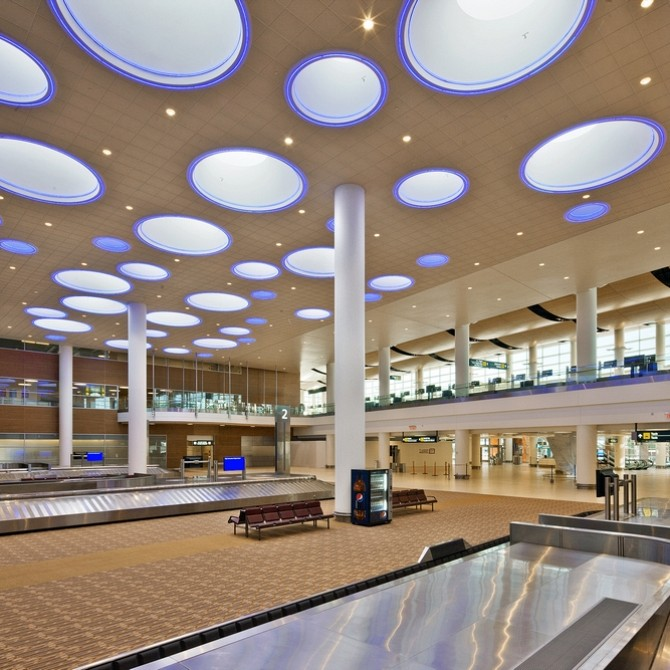 Stantec Architecture Ltd With Pelli Clarke Architects Owner Client Winnipeg Airport Authority WAA